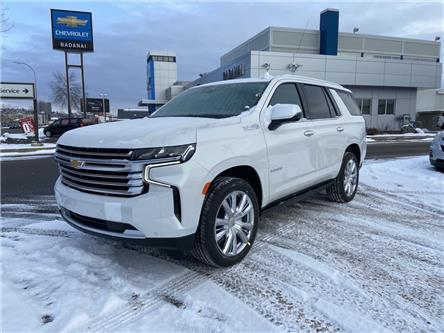 2021 Chevrolet Tahoe High Country (Stk: M127) in Thunder Bay - Image 1 of 23