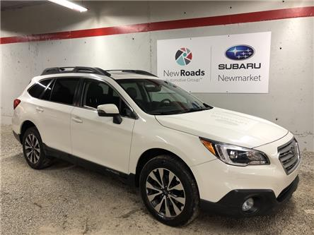 2017 Subaru Outback 2.5i Limited (Stk: P812) in Newmarket - Image 1 of 16
