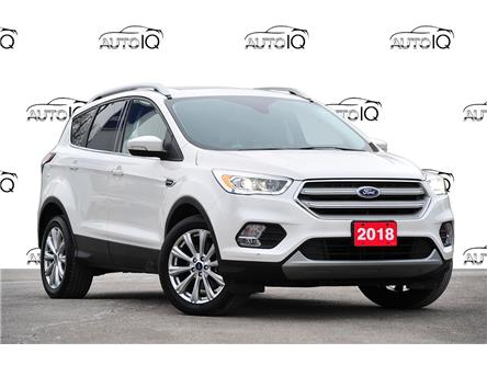 2018 Ford Escape Titanium (Stk: 154740) in Kitchener - Image 1 of 19