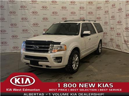 2017 Ford Expedition Max Limited (Stk: 22660A) in Edmonton - Image 1 of 23