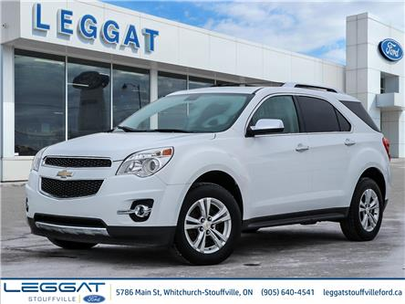 2011 Chevrolet Equinox LTZ (Stk: U5493) in Stouffville - Image 1 of 27