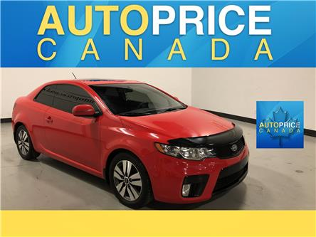 2013 Kia Forte Koup 2.0L EX (Stk: A2060A) in Mississauga - Image 1 of 22