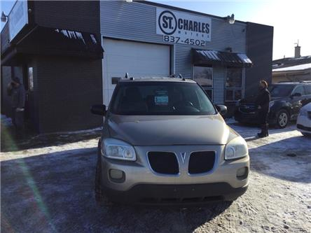 2006 Pontiac Montana SV6 Uplevel (Stk: -) in Winnipeg - Image 1 of 17
