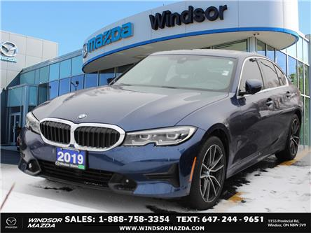 2019 BMW 330i xDrive (Stk: PR3133) in Windsor - Image 1 of 42