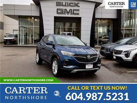 2021 Buick Encore GX Preferred (Stk: 1K06670) in North Vancouver - Image 1 of 13