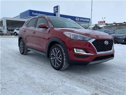 2021 Hyundai Tucson Preferred w/Trend Package (Stk: 50109) in Saskatoon - Image 1 of 11