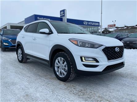 2021 Hyundai Tucson Preferred w/Sun & Leather Package (Stk: 50083) in Saskatoon - Image 1 of 11