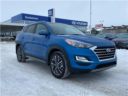2021 Hyundai Tucson Luxury (Stk: 50103) in Saskatoon - Image 1 of 11