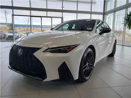2021 Lexus IS 350 Base (Stk: L21151) in Calgary - Image 1 of 15