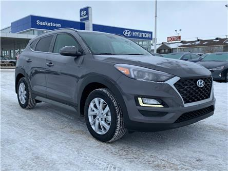 2021 Hyundai Tucson Preferred w/Sun & Leather Package (Stk: 50080) in Saskatoon - Image 1 of 11