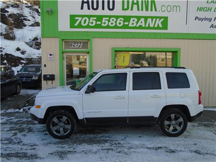 2015 Jeep Patriot Sport/North (Stk: ) in Sudbury - Image 1 of 6