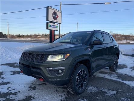 2021 Jeep Compass Trailhawk (Stk: 6718) in Sudbury - Image 1 of 21