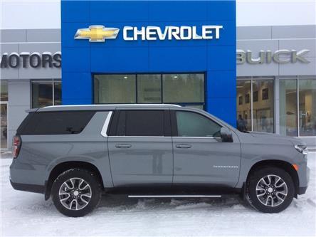 2021 Chevrolet Suburban LT (Stk: 7210160) in Whitehorse - Image 1 of 21