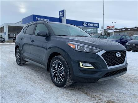 2021 Hyundai Tucson Preferred w/Trend Package (Stk: 50102) in Saskatoon - Image 1 of 10