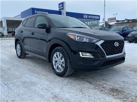 2021 Hyundai Tucson Preferred w/Sun & Leather Package (Stk: 50084) in Saskatoon - Image 1 of 11