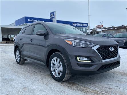 2021 Hyundai Tucson Preferred (Stk: 50129) in Saskatoon - Image 1 of 10