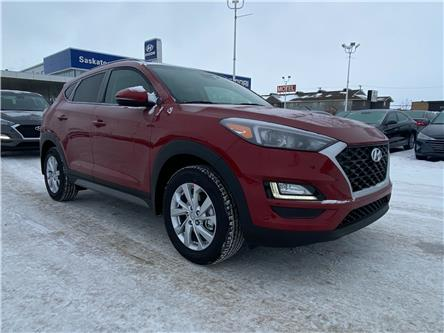 2021 Hyundai Tucson Preferred w/Sun & Leather Package (Stk: 50086) in Saskatoon - Image 1 of 11