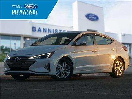 2019 Hyundai Elantra Preferred (Stk: T202350B) in Dawson Creek - Image 1 of 14