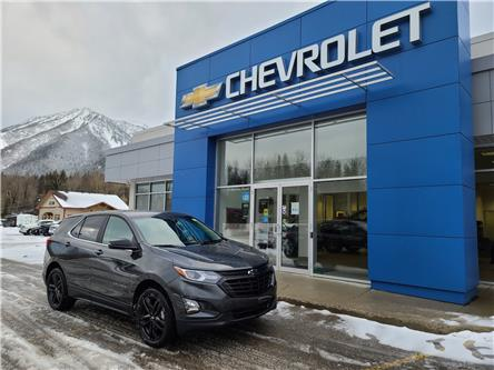 2021 Chevrolet Equinox LT (Stk: M6113627) in Fernie - Image 1 of 12