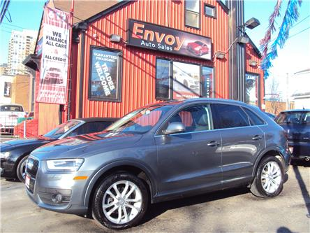 2015 Audi Q3 2.0T Technik (Stk: ) in Ottawa - Image 1 of 30