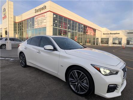 2017 Infiniti Q50 3.0T (Stk: 210190A) in Calgary - Image 1 of 22