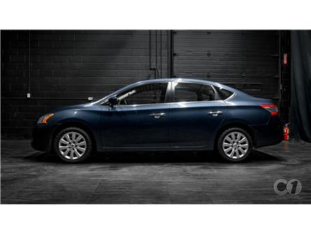 2015 Nissan Sentra 1.8 S (Stk: CT20-709) in Kingston - Image 1 of 37