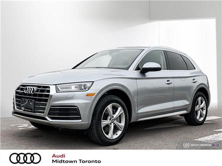 2018 Audi Q5 2.0T Progressiv (Stk: P8576) in Toronto - Image 1 of 24