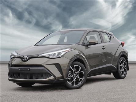 2021 Toyota C-HR XLE Premium (Stk: 21HR195) in Georgetown - Image 1 of 23