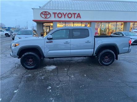 2017 Toyota Tacoma  (Stk: P0057880) in Cambridge - Image 1 of 19