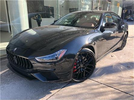2021 Maserati Ghibli S Q4 GranSport (Stk: 62MA) in Toronto - Image 1 of 30