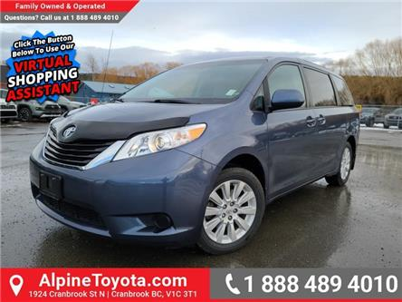 2014 Toyota Sienna LE (Stk: C156353A) in Cranbrook - Image 1 of 22
