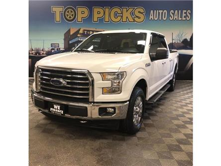 2017 Ford F-150 XLT (Stk: C66248) in NORTH BAY - Image 1 of 28