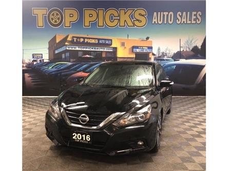 2016 Nissan Altima 2.5 SL Tech (Stk: 337357) in NORTH BAY - Image 1 of 28