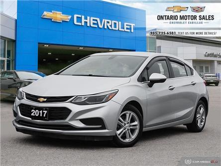 2017 Chevrolet Cruze Hatch LT Auto (Stk: 13995A) in Oshawa - Image 1 of 37