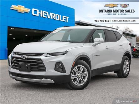 2020 Chevrolet Blazer LT (Stk: T0629811) in Oshawa - Image 1 of 19
