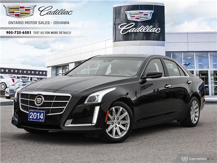 2014 Cadillac CTS 2.0L Turbo Luxury (Stk: 114172B) in Oshawa - Image 1 of 36