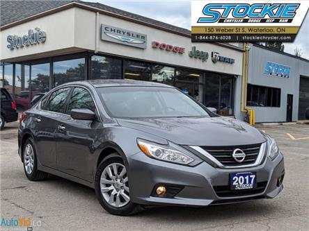 2017 Nissan Altima 2.5 (Stk: 35542) in Waterloo - Image 1 of 25