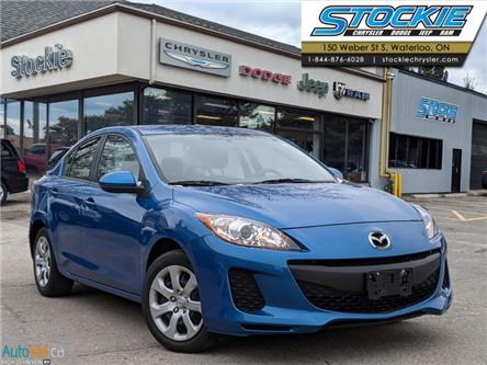 2012 Mazda Mazda3 GX (Stk: 35454) in Waterloo - Image 1 of 25