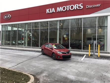 2014 Toyota Corolla S (Stk: X4942B) in Charlottetown - Image 1 of 30