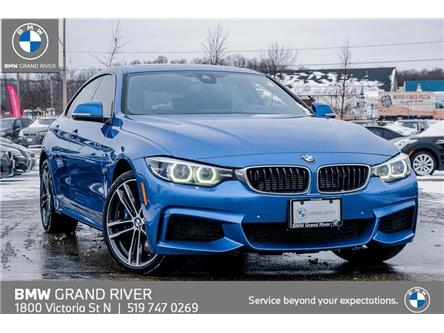 2018 BMW 440i xDrive Gran Coupe (Stk: PW5734) in Kitchener - Image 1 of 22