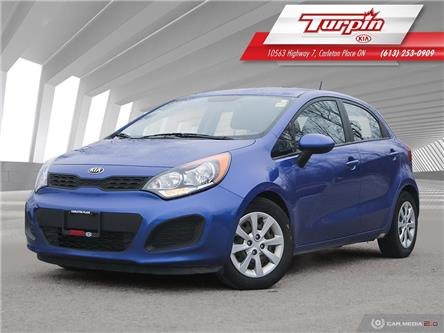 2014 Kia Rio LX+ (Stk: 20P425A) in Carleton Place - Image 1 of 25