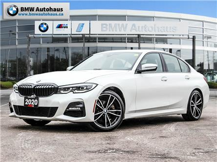2020 BMW 330i xDrive (Stk: P10060) in Thornhill - Image 1 of 30