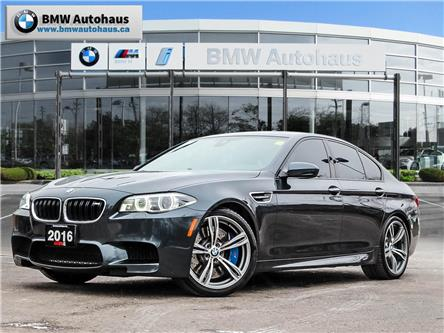 2016 BMW M5 Base (Stk: P9724A) in Thornhill - Image 1 of 30
