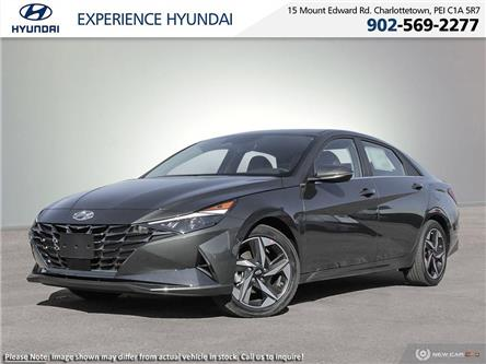 2021 Hyundai Elantra Ultimate w/Tech Pkg & Black Seats (Stk: N1116) in Charlottetown - Image 1 of 23