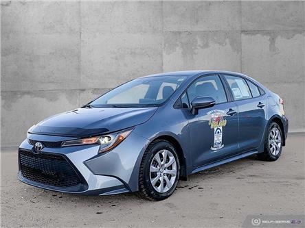 2020 Toyota Corolla LE (Stk: 2013) in Dawson Creek - Image 1 of 24