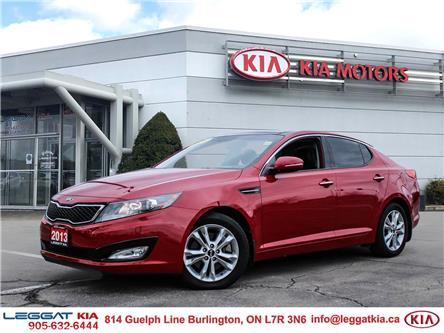 2013 Kia Optima  (Stk: 2548) in Burlington - Image 1 of 25