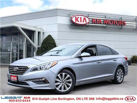 2016 Hyundai Sonata  (Stk: 2A3002A) in Burlington - Image 1 of 26