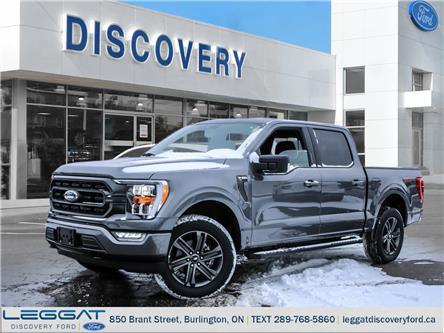 2021 Ford F-150 XLT (Stk: F121-19007) in Burlington - Image 1 of 20