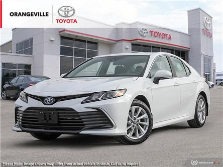 2021 Toyota Camry Hybrid LE (Stk: 21156) in Orangeville - Image 1 of 23