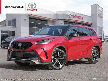 2021 Toyota Highlander XSE (Stk: 21127) in Orangeville - Image 1 of 23